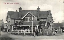 Radlett. The Red Lion Pub by Giffen, Watford.