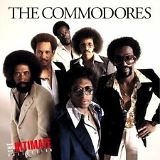 THE COMMODORES -ULTIMATE COLLECTION - LIONEL RICHIE - greatest hits - best of