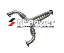 """STAINLESS STEEL EXHAUST FRONT Y PIPE 3"""" FOR NISSAN 350Z Z33 VQ35DE 3.5L 03-07"""