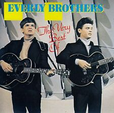 THE EVERLY BROTHERS : THE VERY BEST OF / CD - TOP-ZUSTAND