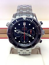 Omega Seamaster Chronograph 212.30.44.50.01.001 - Box & Papers 2016