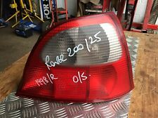 ROVER 200 - Rear Light Lens Unit - Drivers Side Right O/S
