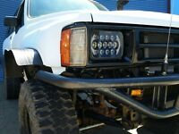 TOYOTA HILUX 2X 5 x 7'' 85W *LEGAL* FULL KIT