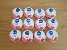 Nivea Lip Butter RED Berries. New & Sealed 16.7G x 12 Bundle Balm DISCONTINUED