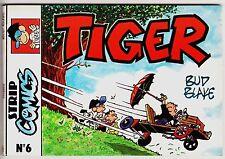 Strip Comics nº  6: TIGER (tiras 1987) de Bud Blake. Ed. ESEUVE.