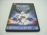 Doctor Who Jon Pertwee Years 1970-74 The Time Monster DVD Story #64