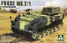Takom Models - 1/35 FV432 Mk.2/1 w/ interior - TKM2066