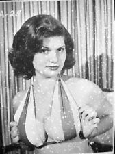 Amateur Risque Female Photo Playful Vintage 1940's in halter top Wow