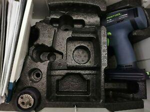 Festool Akku-Schlagschrauber Ti 15 Li ohne Akku ohne Ladegerät in Koffer