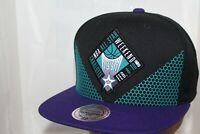 Charlotte Mitchell & Ness NBA 1991 NBA All Star Weekend Snapback,Hat,Cap