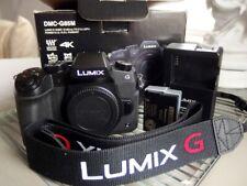 New listing Panasonic Lumix Dmc-G85 Digital Camera (Body Only) - Excellent