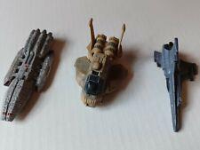 New listing Battlestar Galactica Titanium - Pegasus Viper Mark Vii Colonial Raptor Loose