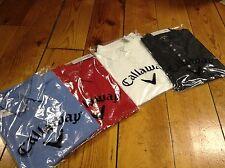 CGW413 Callaway Women's Chev Stretch Ventilated  Polo Golf Shirt (1) Medium-New!
