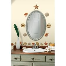 SEA SHELLS WALL DECALS 41 New Tropical Bathroom Stickers Ocean Room Decor