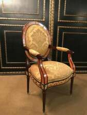 Majestic Chair IN Louis Seize Style With Bronze