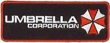 Resident Evil Rectangle Size Umbrella Corporation Logo Patch - Movie Accessory