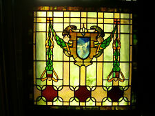 Stained Glass window - 1905 - (#Sg-201)