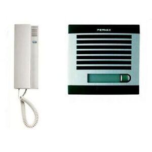 Fermax 6201 audio door entry intercom door entry access control entryphone