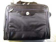 Dell Branded Laptop Protective Carrying Bag Case Briefcase w/ Strap Black LN