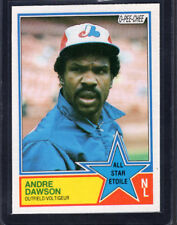 1983 OPC Andre Dawson AS #173 Expos Mint