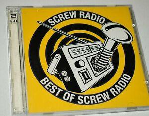 Best of Screw Radio * by Screw Radio (CD, Apr-1998, 2 Discs, SST)