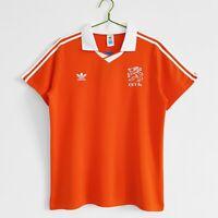 1990 Netherlands - Holland Home Retro Soccer Jersey