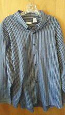1a456c20fc8a2 Men s Van Heusen long sleeve dress shirt XXL Cotton blend. Excellent  condition