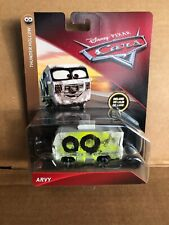 DISNEY CARS DIECAST - Cars 3 - Arvy - Deluxe - New 2018 Card - Combined Postage