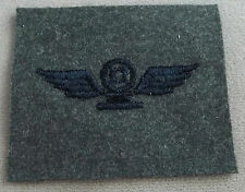US Navy Air Traffic Controller Specialty Mark On Green Wool
