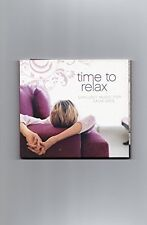 Time to Relax-Chillout Music for calm Days (2012) Isabella Long, Lounge C.. [CD]