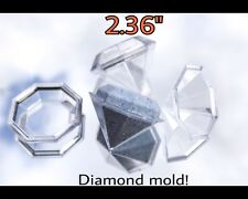 Diamond Bath Bomb Mold (1) Lush