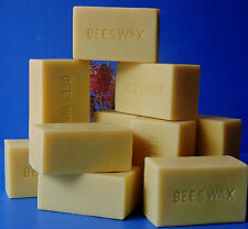 Beeswax 10 x 1 kg blocks 100% pure Australian natural bees wax, postage extra