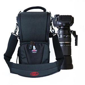 DSLR + Telephoto Lens Camera Bag Pouch Sigma / Tamron 150-600 mm, Nikon 200-500