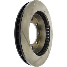 Disc Brake Rotor-Front Disc Front Left Stoptech 126.67004SL