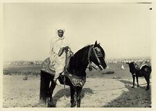 Photo Flandrin Maroc Tirage Argentique Vers 1920