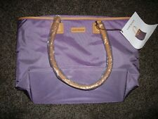 Hartmann Orchid Day Tote --  New with Tag. -- Expedited Shipping