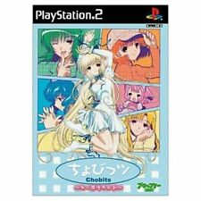 New PS2 Chobits japan import game