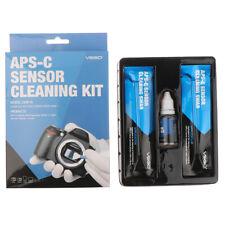 VSGO Full Frame DSLR Camera Sensor CCD/CMOS Cleaning Kit 10 SwabsKY ZN