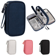 Travel Cable Charger Hard Disk Storage Bag Electronic Accessories Organizer Case