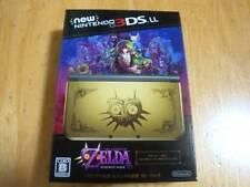 Nintendo 3DS LL The Legend of Zelda Majora's Mask 3D PACK Console System Rare