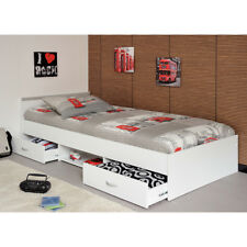 Bett Mit Bettkasten Aus Buche Fur Kinder Gunstig Kaufen Ebay