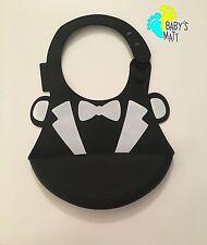 Silicone Baby Bibs- Waterproof Easy to Clean. Baby's Matt