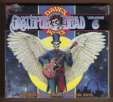 Grateful Dead Dave's Picks Vol.6 1969/1970 Brand New/Factory Sealed 3-CD Set OOP