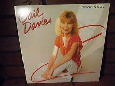 Givin Herself Away by Gail Davies (LP Record Album Vinyl)