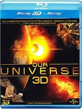 Our Universe - 3D Blu-Ray Disc & 2D Version -