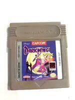 Disney's Darkwing Duck ORIGINAL NINTENDO GAMEBOY GAME Tested + Authentic