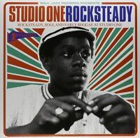 SOUL JAZZ RECORDS PRESENTS/STUDIO ONE ROCKSTEADY 2 VINYL LP NEW