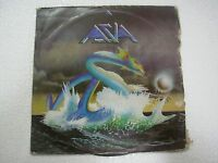 ASIA ASIA heat of the moment RARE LP RECORD vinyl 1982 INDIA INDIAN VG+