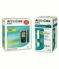 Accu-Chek Active Strips, Machine With Strips & Only Strips Pack Of 50 & 100 K