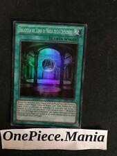 Biblioteca del Libro di Magia della Crescente ☻ Super Rara ☻ AP03 IT009 ☻ YUGIOH